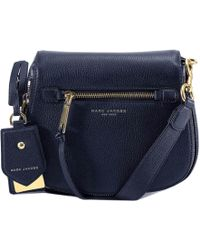 Marc Jacobs - Recruit Luggage Tag Shoulder Bag - Lyst