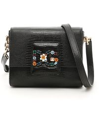 Dolce & Gabbana - Dg Millennials Mini Leather Shoulder Bag - Lyst