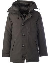 Canada Goose - Chateau Non Fur Parka - Lyst