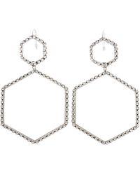 Isabel Marant - Here It Is Earrings - Lyst