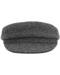 8f678e120527 Étoile Isabel Marant Evie Hat in Black - Lyst