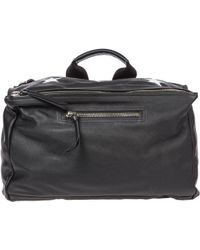 f829c733aa3 Givenchy Black Canvas Robot Himba Tote Bag in Black for Men - Lyst