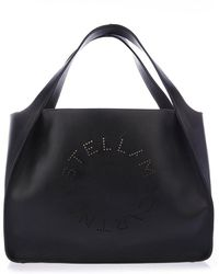 Stella McCartney - Stella Logo Tote Bag - Lyst