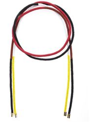 Marni - Beaded Colour Block Necklace - Lyst