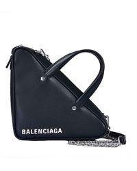 Balenciaga - Triangle Duffle S Bag - Lyst