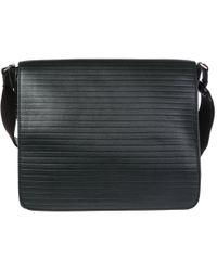 Dior Homme - Stripe Messenger Bag - Lyst