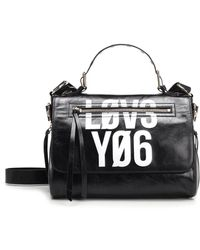 RED Valentino - Graphic Print Tote Bag - Lyst