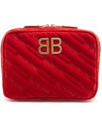 Balenciaga - Bb Reporter Xs Crossbody Bag - Lyst