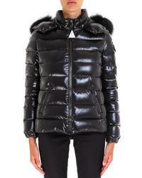 Moncler - Hooded Padded Jacket - Lyst