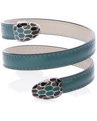 BVLGARI - Cleopatra Wrap Bracelet - Lyst