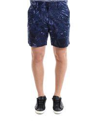 Michael Kors - Nature Printed Shorts - Lyst