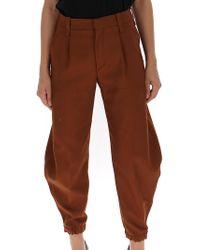 Chloé - Cargo Pants - Lyst