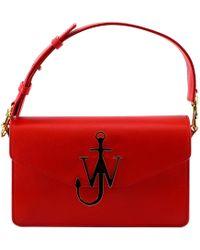 JW Anderson - Anker Logo Shoulder Bag - Lyst