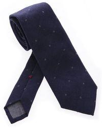 Brunello Cucinelli - Dotted Tie - Lyst