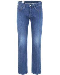Giorgio Armani - Regular-fit Jeans - Lyst