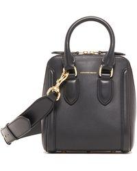 Alexander McQueen - Mini Heroine Tote Bag - Lyst