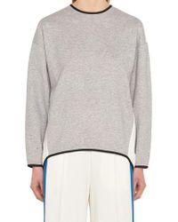 Nude - Oversize Sweatshirt - Lyst
