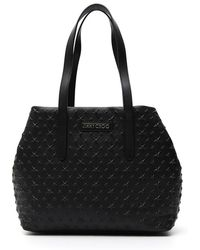 Jimmy Choo - Sofia Star Studded Shopping Tote - Lyst