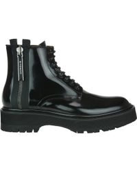 Givenchy - Camden Boots - Lyst