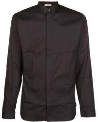 Dior Homme - Concealed Placket Shirt - Lyst