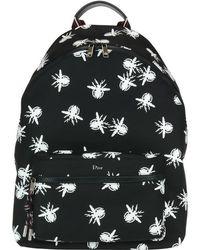 Dior - Printed Backpack - Lyst