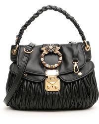 Miu Miu - Shoulder Bag For Women - Lyst b20f0789ad