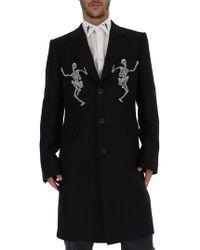 Alexander McQueen - Skeleton Coat - Lyst