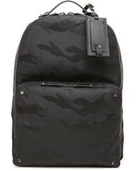 Valentino - Garavani Camouflage Backpack - Lyst