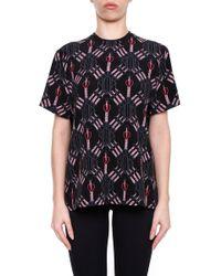 Valentino - Loveblade T-shirt - Lyst