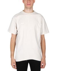 Vetements - Oversize Inside-out Tee - Lyst