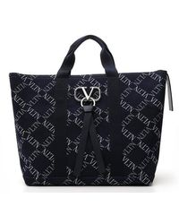 Valentino - Logo Top Handle Bag - Lyst
