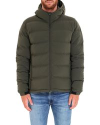 Aspesi Hooded Puffer Jacket