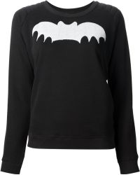 Zoe Karssen Bat Knit Sweater - Lyst