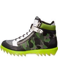 Giuseppe Zanotti sneakers high-top sneakers - Lyst