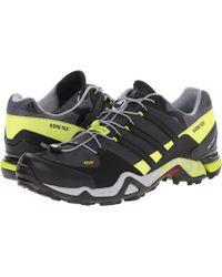 Lyst adidas terrex veloce r gtx ® in giallo per gli uomini.