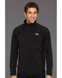 The North Face Concavo Full Zip - Lyst
