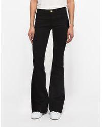 MiH Jeans Marrakesh In Black black - Lyst