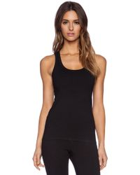 Yummie By Heather Thomson Maria Tank Top - Lyst