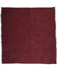 Tommy Hilfiger Square Scarf - Lyst