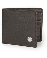 Calvin Klein - Chocolate Slimfold Wallet - Lyst