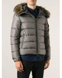 Moncler Byron Padded Jacket - Lyst