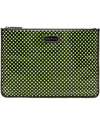Marc By Marc Jacobs Techno Mesh 13 Zip Case - Lyst