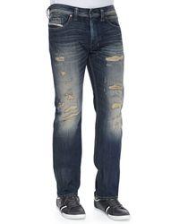 Diesel Safado 32 Slimfit Denim Jeans - Lyst