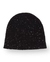 Vince - Men's Donegal Knit Beanie Hat - Lyst