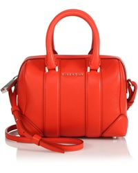 Givenchy | Lucrezia Micro Leather Satchel | Lyst