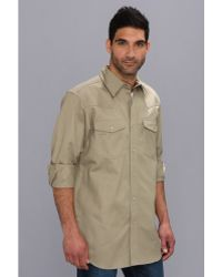 Carhartt Ironwood Twill Work Shirt - Lyst