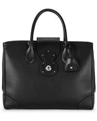 Ralph Lauren Medium Ricky Tote - Lyst