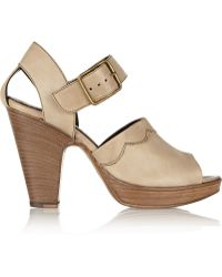 Fiorentini + Baker Niham Leather Sandals - Lyst
