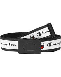 Champion - Lifetm Advocate Jacquard Web Belt - Lyst
