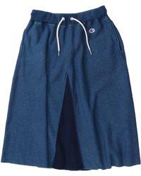 Champion - Japan Premium Reverse Weavetm Skirt - Lyst